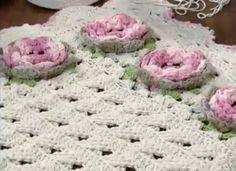 """""""Crochê da Mimi"""": Passo a passo: Tapete Trançado em Crochê"""