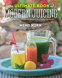 The Ultimate Book of Modern Juicing: More than 200 Fresh ...  Percentage of purchase goes to Charity Water https://smile.amazon.com/dp/1581572603/ref=cm_sw_r_pi_dp_sXAJxbDVE1GD7