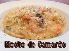 Receita de Risoto de Camarão  Que tal fazer essa semana para o jantar? http://www.youtube.com/c/primeirospratos #PrimeirosPratos #Receita #CozinhaFácil #Risoto #Camarão #Risotto #VÍdeo #Jantar by primeirospratos http://ift.tt/1PgJBE8