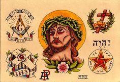 Tattoos Ever Seen: Jesus Tattoo In Bible