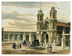 Havana Vieja, Havana Cuba, The Last Station, Our Man In Havana, Vintage Cuba, Historical Images, St Francis, Moorish, Roman Catholic