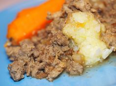 Nyhtökaurakäristys ja kukkakaali-puikulamuusi Mashed Potatoes, Vegetarian Recipes, Beef, Vegan, Ethnic Recipes, Whipped Potatoes, Meat, Smash Potatoes, Vegans