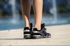 Velvet dream Chanel sneakers via Lovely by Lucy