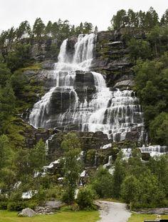 Tvindefossen Norway
