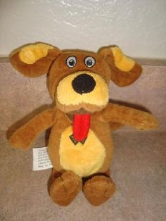 The Wiggles ~ Wags the Dog Plush Toy