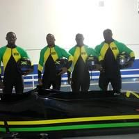 COOL RUNNINGS! Like in 1988 the Jamaican Bobsled Team is searching for money for being member at the Olympic Games 2014!