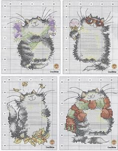 Thrilling Designing Your Own Cross Stitch Embroidery Patterns Ideas. Exhilarating Designing Your Own Cross Stitch Embroidery Patterns Ideas. Cat Cross Stitches, Cross Stitch Baby, Cross Stitch Animals, Cross Stitch Charts, Cross Stitch Designs, Cross Stitching, Cross Stitch Embroidery, Cross Stitch Patterns, Embroidery Patterns