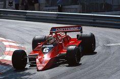 Nelson Piquet Souto Maior (BRA) (Parmalat Racing Team), Brabham BT48 - Alfa Romeo 1260 3.0 V12 (RET)1979 Monaco Grand Prix, Circuit de Monaco