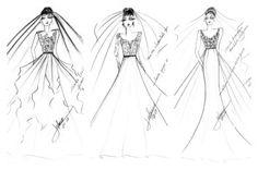 Os 5 estilos de vestidos de noiva que mais bombam na atualidade = BELA - Rainha, Imperatriz, Sereia e Princesa