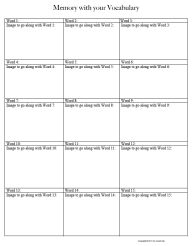 1000 images about teach marzano on pinterest marzano for Marzano vocabulary template
