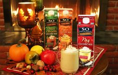 So Delicious offers delicious holiday drinks everybody can enjoy