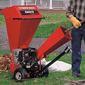 Leaf Shredders, Wood Chippers, How To Choose and Buy