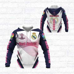Real Madrid, Wetsuit, Motorcycle Jacket, Logo, Swimwear, Jackets, Fashion, Objects, Scuba Wetsuit