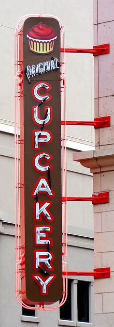 The Original Cupcakery - Fort Worth, TX