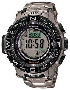 Casio Protrek Watches - Designed for Durability. Casio Protrek - Developed for Toughness Forget technicalities for a while. Let's eye a few of the finest things about the Casio Pro-Trek. Casio Protrek, Casio G-shock, Casio Watch, Sport Watches, Watches For Men, Wrist Watches, Men's Watches, Radio Controlled Watches, Digital Watch