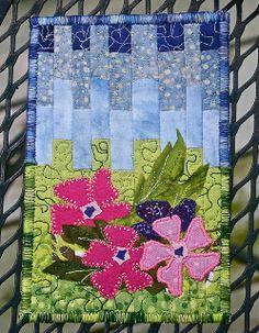 Fabric Postcard Swap | Flickr - Photo Sharing!