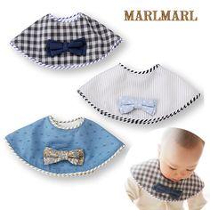 マールマールドルチェシリーズ3枚セット【dolce for boys】ドルチェボーイ/MARLMARL/スタイ/ビブ/出産祝い/男の子