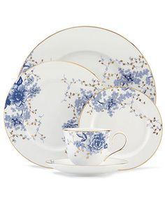 Lenox Dinnerware, Garden Grove Collection - Fine China - Dining & Entertaining - Macy's