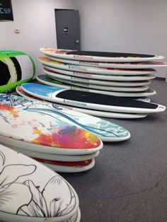 #SUP boards ..just waiting for another delivery..