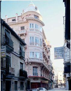 Calle Sebastián Souviron