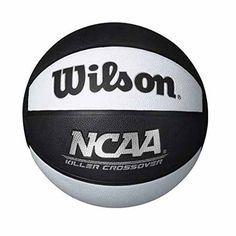 Wilson Killer Crossover Basketball For indoor or outdoor play Optima rubber cover with 16 panel construction Ideal for the recreational player Wilson is the official basketball of the NCAA Tournament Basketball Equipment, Basketball Workouts, Basketball Tips, Basketball Players, Wilson Basketball, Basketball Shoes, Basketball Court, Best Crossover, Ncaa Tournament