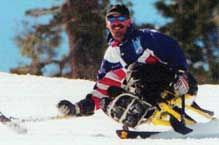 Bill Bowness – Adaptive sports legend and Member of the U.S. Disabled Alpine Ski Team from 1992-1996.  Former member of the U.S. Disabled Water Ski Team and three-time world record holder in slalom, and a single world record holder in the jump event. Nine time individual World Champion in slalom, trick and jump.