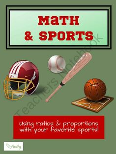 #Math  Sports from Vivify on TeachersNotebook.com -  - Students will be surprised to learn how much math is used in their favorite sports with this interactive lesson focused on ratios and proportions!