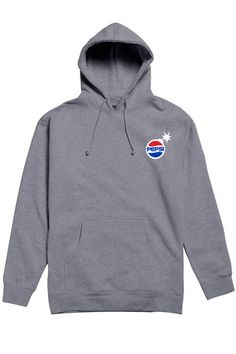 61a2c0f308c16a THE HUNDREDS X PEPSI 1970 S PULLOVER HOODED SWEATSHIRT  PEPSI  THEHUNDREDS   PULLOVER  HOODEDSSWEATSHIRT  PIFFMPLS  PIFF