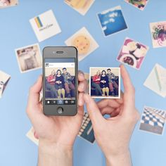This website brings your Instagrams to life! Create a pack of photo magnets in seconds.  stickygram.com