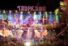 Tropicana Cabaret #1 venue in Havana Cuba
