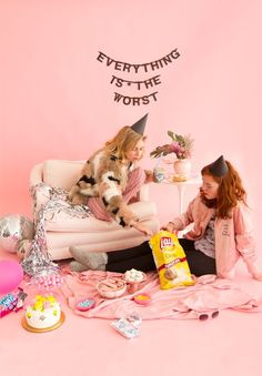 Pity Party | Such a funny idea!
