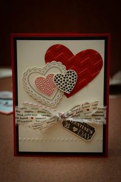 The Bee Keeper's Showcase 01 13 13 Bonnie Foxwell's card won the swap contest Valentine Love Cards, Valentine Crafts, Making Greeting Cards, Greeting Cards Handmade, Scrapbooking, Scrapbook Cards, Envelopes, Anniversary Cards, Wedding Anniversary