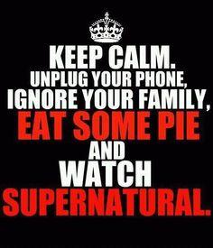 Yup. ›› #SPN #Supernatural