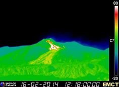Volcanoes Today, 16 Feb 2014: Pacaya, Kelud, Ubinas, San Miguel, Santa María / Santiaguito, Fuego, Etna