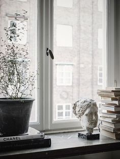 my scandinavian home: A stunning Swedish apartment in neutrals