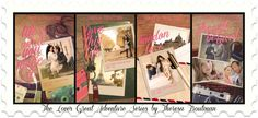 CELTICLADY'S REVIEWS: The Love's Great Adventure Series by Theresa Trout...
