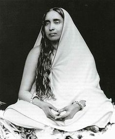 'Holy Mother', Sri Sarada Devi, the spiritual consort of Sri Ramakrishna, Swami Vivekananda regarded Sri Sarada Devi as the ideal for women in the modern age. He believed that with the advent of Holy Mother, the spiritual awakening of women in modern times had begun.