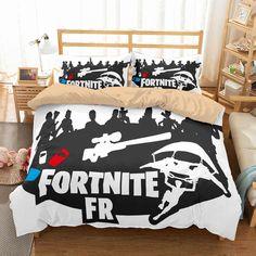 3D Customize Fortnite Bedding Set Duvet Cover Set Bedroom ...