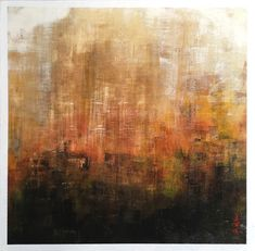 Original Abstract Painting by Francois Haguier Abstract Landscape, Abstract Art, Abstract Expressionism, Original Art, Original Paintings, Ink Painting, Les Oeuvres, Wood Art, Buy Art