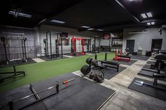 Powerlifting Gym in Springfield, MO | STRONG GYM