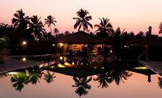 Swimming pool at Beleza - by the beach, Goa, India