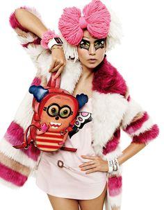 Natasha Poly by Giampaolo Sgura Vogue Japan March 2015
