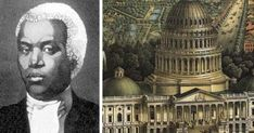 Benjamin Banneker, the Black architect who helped design Washington, DC African American Inventors, African American News, American History, George Washington, Washington Dc, Benjamin Banneker, Political Reform, Church Of England, Black History Facts