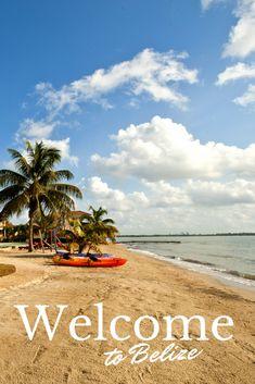 Welcome to Belize! #Caribbean #Belize #wanderlust