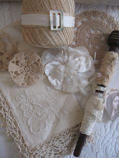 vintage lace ~