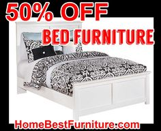 50 PERCENT OFF DISCOUNT Ashley furniture bostwick shoals bed