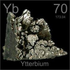 70   Yb - Ytterbium