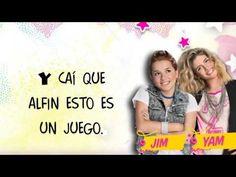 """""""Soy Luna"""" Canción: A rodar mi vida ( Versión Jim & Yam) Ana y Chiara - Letra / DanielitaSoyLuna - YouTube"""