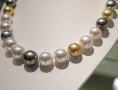 Tahitian and South Sea Cultured Pearls