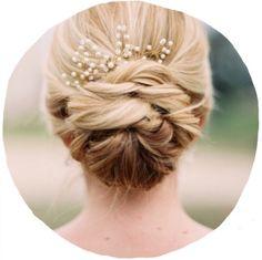Las tendencias peinados novia 2017. La Nena Quiere